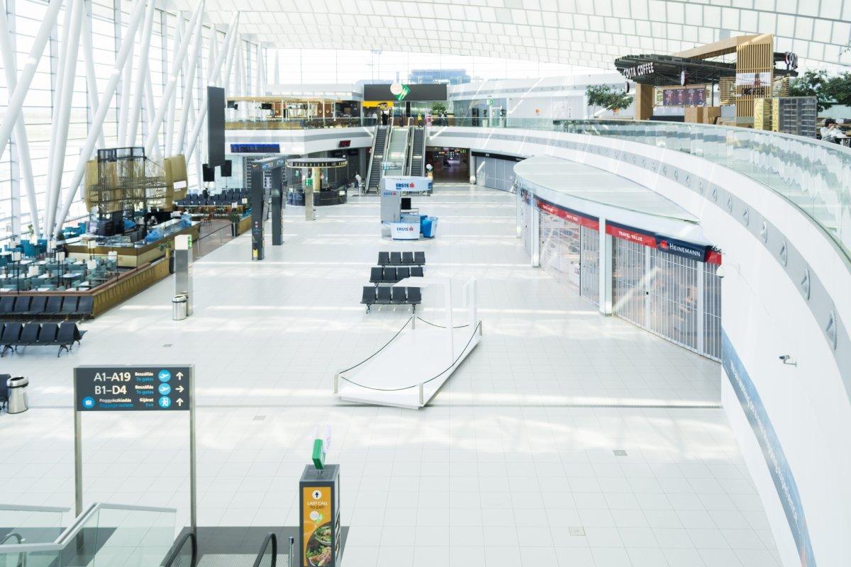 Aeroportul din Budapesta va concedia peste 200 de persoane
