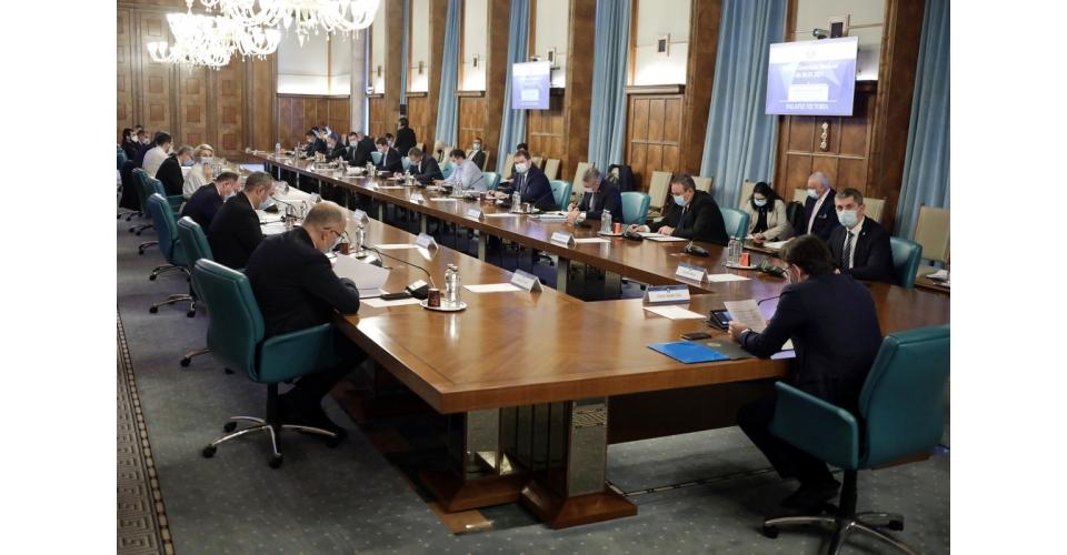Guvernul a adoptat un memorandum prin care aprobă ordonatorii principali de credite ai bugetului de stat ale căror cheltuieli vor fi prezentate în Strategia fiscal-bugetară pentru 2021-2023