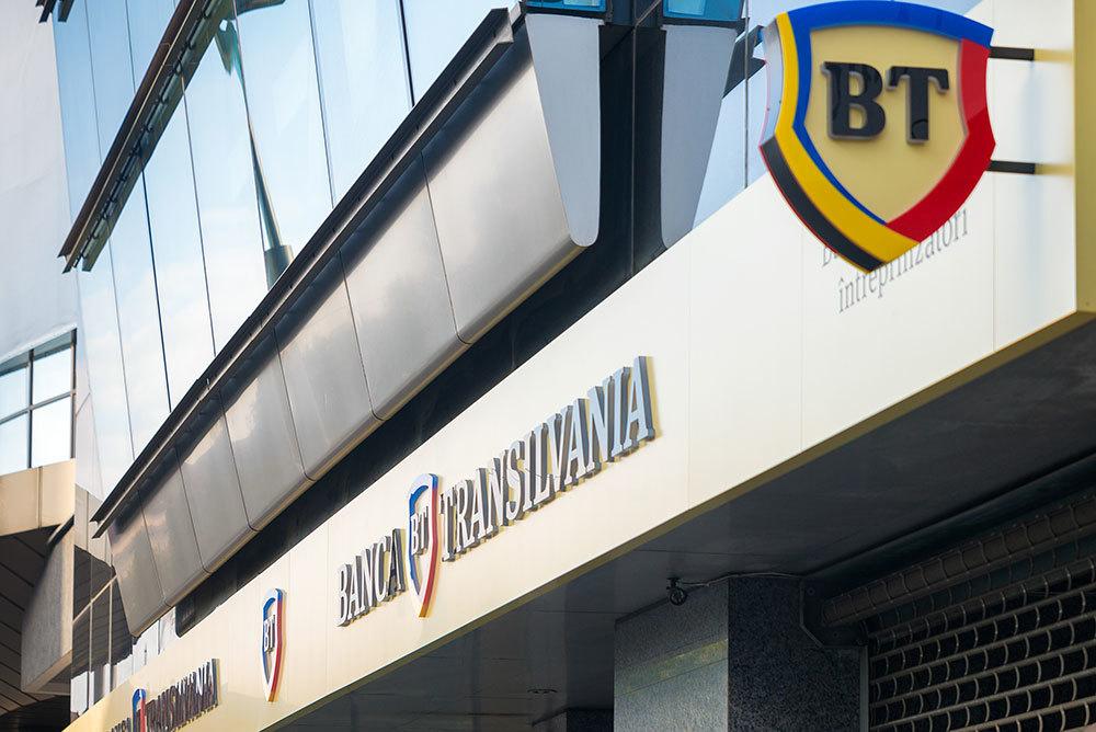 Grupul Banca Transilvania şi-a dublat profitul net în primul trimestru al anului, la 656,3 milioane lei
