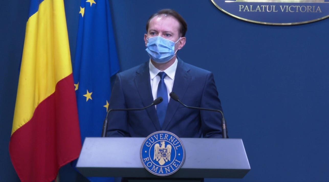Florin Cîţu: Nimeni nu-i opreşte pe cei de la PSD să susţină PNRR. Nu ar trebui să politizăm acest program