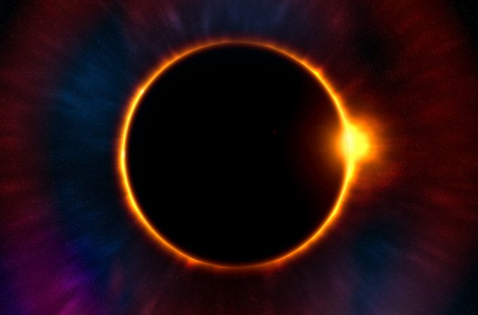 Eclipsa totală de Soare din 1999