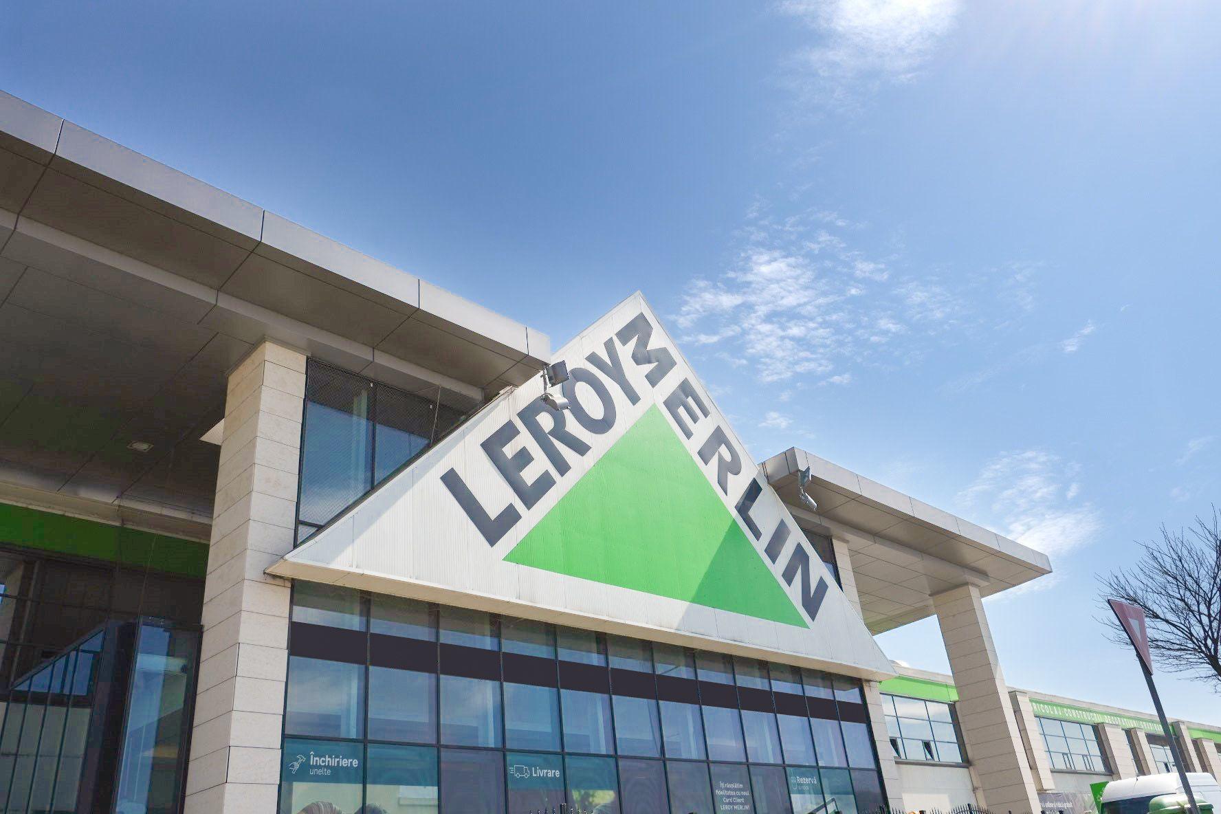 Leroy Merlin deschide în luna mai un magazin în Târgovişte şi ajunge la 19 unităţi în România