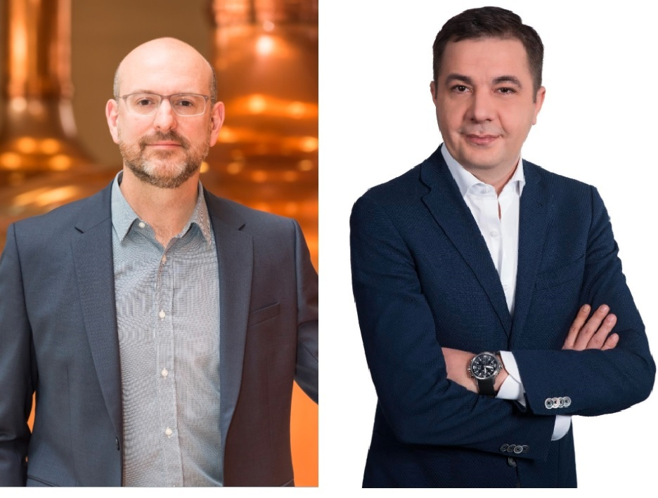 Paul Barnett va prelua funcţia de preşedinte al Ursus Breweries din iunie 2021, iar Dragoş Constantinescu va fi promovat în cadrul grupului Asahi Europe & International