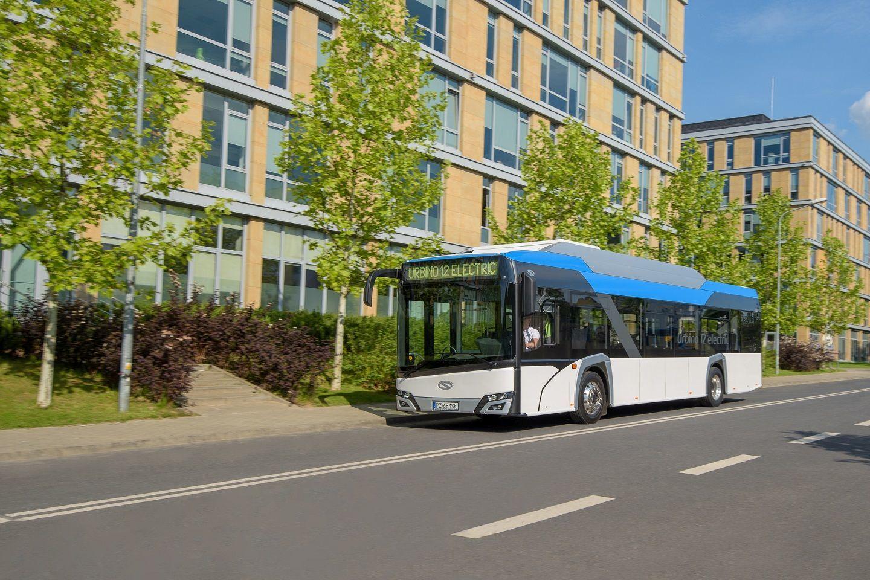 Solaris va livra 20 autobuze electrice la Iaşi, contract de 51,62 milioane de lei plus TVA