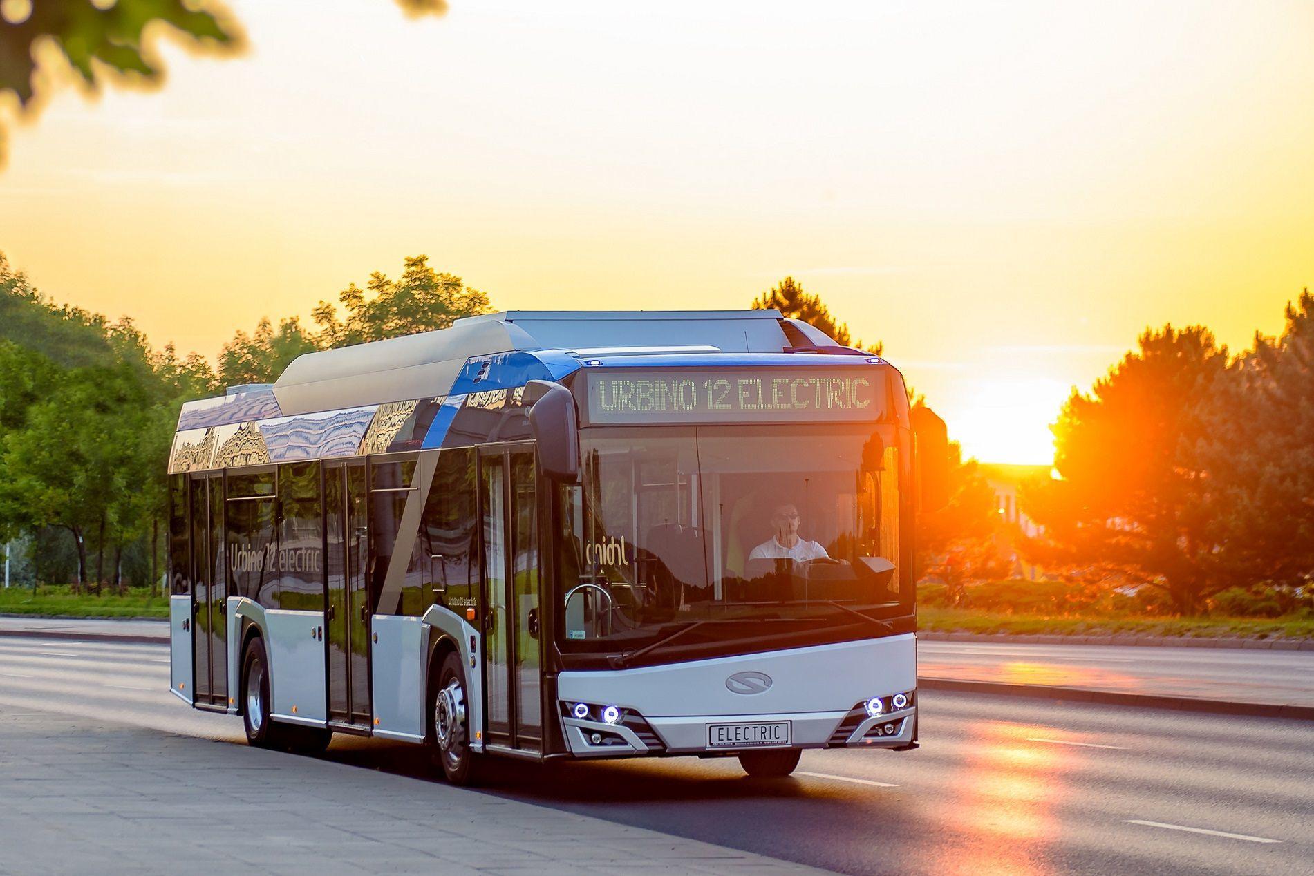 Solaris va livra 15 autobuze electrice la Suceava, contract de 37,5 milioane de lei fără TVA