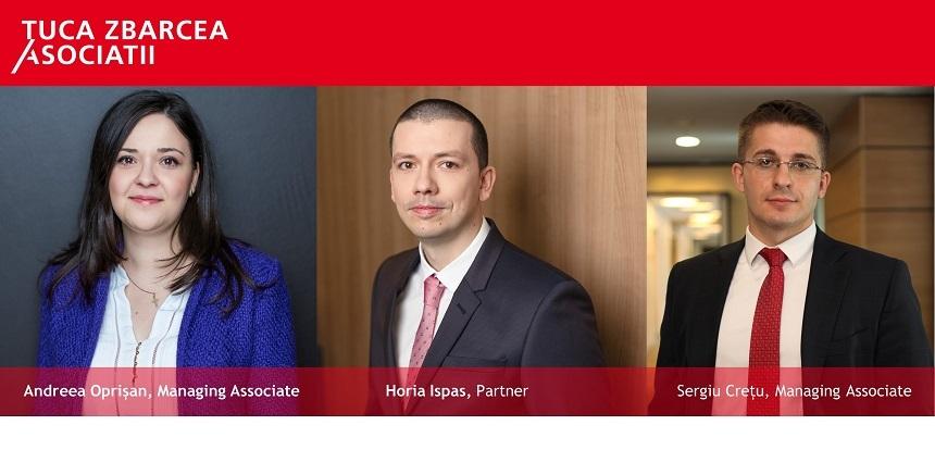 Coca-Cola HBC România a primit suportul juridic al  fimei de avocatură Ţuca Zbârcea & Asociaţii în tranzacţia cu Heineken, prin care a intrat în acţionariatul platformei de comerţ online Stockday